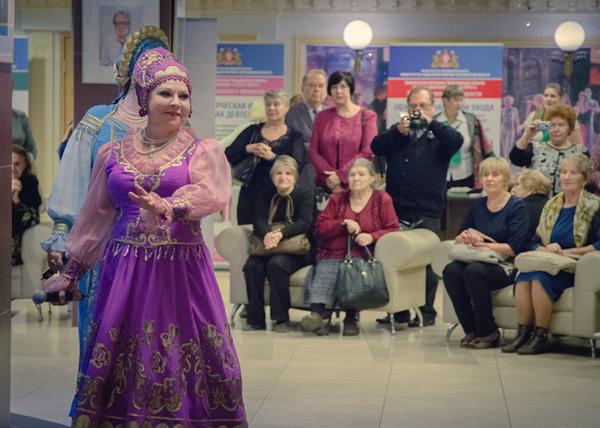 День пожилого человека в Екатеринбурге |Фото: Департамент информационной политики губернатора