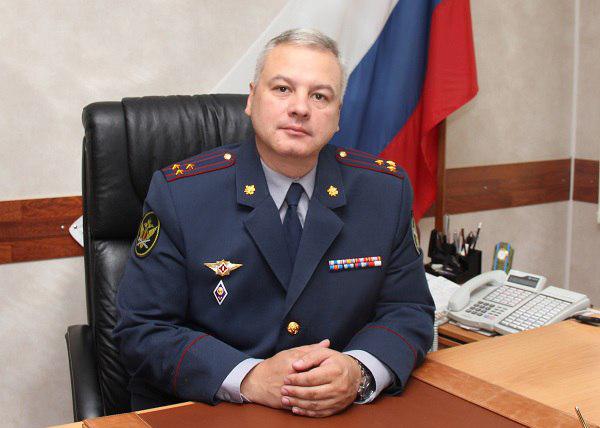 Новый руководитель УФСИН ХМАО Дмитрий Безруких|Фото: Пресс-служба УФСИН Югры