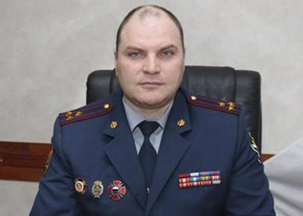 Виктор Пестов|Фото: Пресс-служба УФСИН Югры