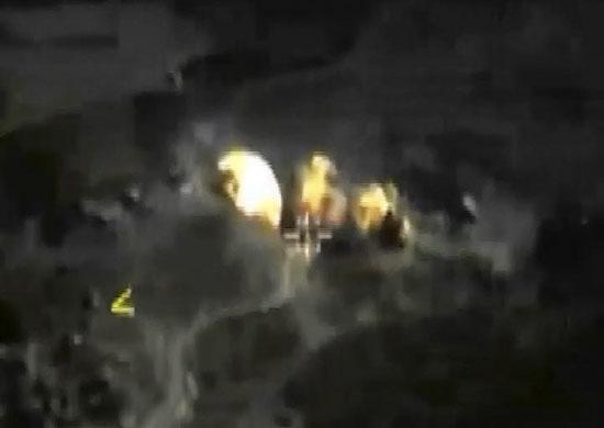 бомбардировка ИГИЛ в Сирии|Фото: Минобороны РФ
