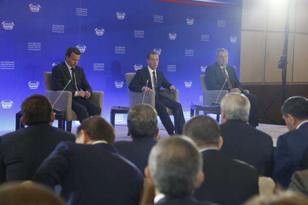 Дмитрий Медведев, Инвестиционный форум в Сочи|Фото: Департамент информационной политики губернатора