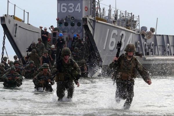 учения НАТО, Прибалтика Фото: news-vendor.com/