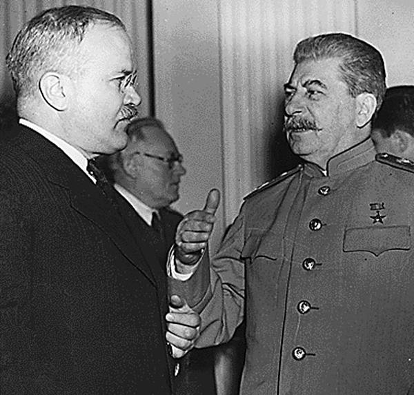 Сталин, Молотов, СССР, Вторая мировая война, дипломатия|Фото: amazonaws.com