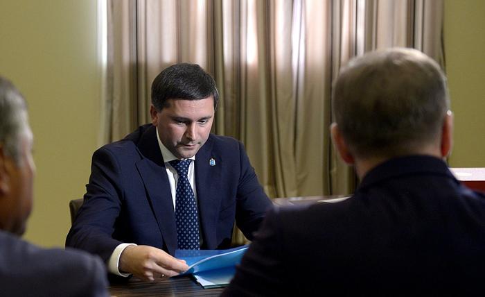 Дмитрий Кобылкин|Фото: kremlin.ru