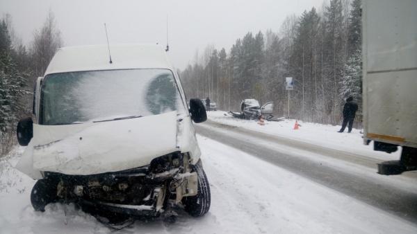 авария, ДТП, столкновение|Фото:УГИБДД ГУ МВД России по СО
