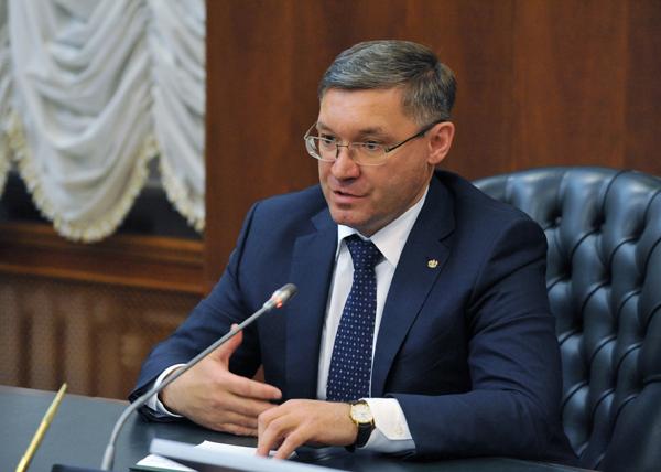 Владимир Якушев|Фото: gubernator.admtyumen.ru