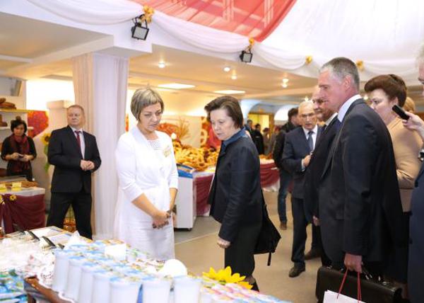 Наталья Комарова, аграрная выставка|Фото: admhmao.ru