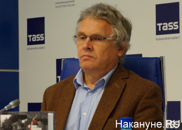 "пресс-конференция, ""История Сталинизма"", Николай Баранов|Фото: Накануне.RU"