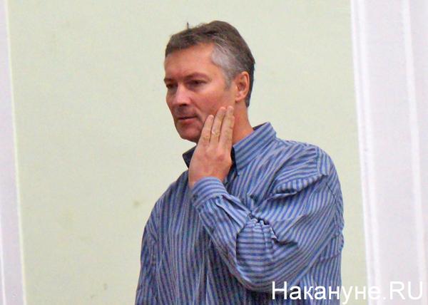 "Евгений Ройзман, ""История Сталинизма"", УрФУ Фото: Накануне.RU"