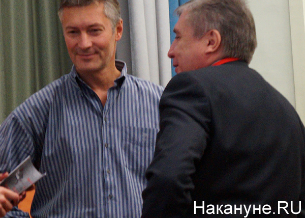 "Евгений Ройзман, ""История Сталинизма"", УрФУ|Фото: Накануне.RU"