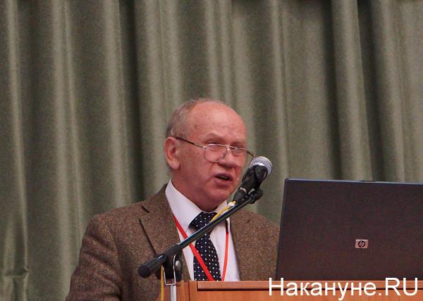 """История Сталинизма"", УрФУ, Владимир Хаустов|Фото: Накануне.RU"