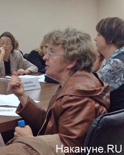 Общественные слушания, бэби-бокс, Ирина Барановская|Фото: Накануне.RU