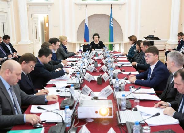Наталья Комарова, правительство ХМАО|Фото: пресс-служба губернатора Югры