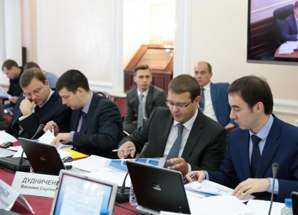 Юрий Южаков, заместитель губернатора Югры, правительство ХМАО|Фото:пресс-служба губернатора Югры