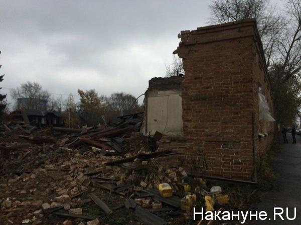 дом на Степана Разина, 23, снос|Фото:Накануне.RU