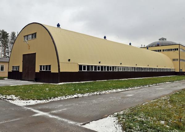 мегаферма, Нижнетавдинский район, ПК Молоко, село Киндер|Фото: gubernator.admtyumen.ru