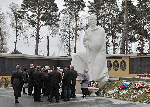 Мемориальный комплекс Алеша, Нижнетавдинский район|Фото: gubernator.admtyumen.ru