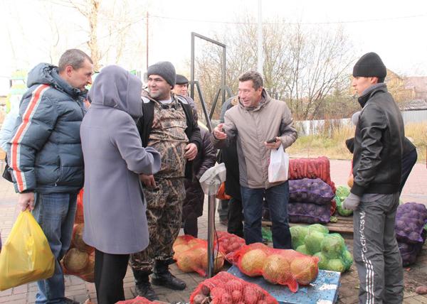 сельхозярмарка, Ханты-Мансийск, Дары осени|Фото: Пресс-служба мэрии Ханты-Мансийска