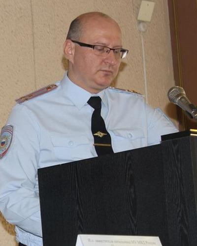 Константин Мальцев, начальник полиции Нижнего Тагила|Фото: ntagil.org