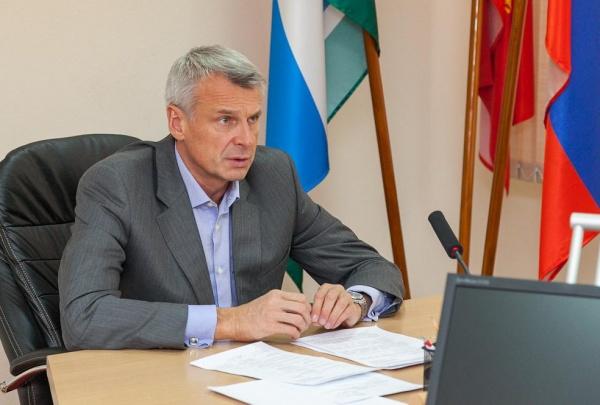 градсовет Нижний Тагил Сергей Носов|Фото: администрация Нижнего Тагила