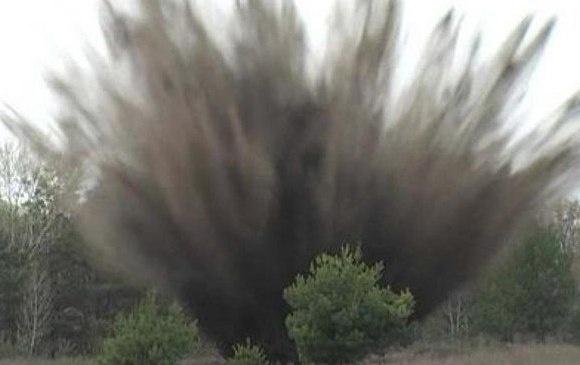 взрыв, война, мина|Фото: Накануне.RU