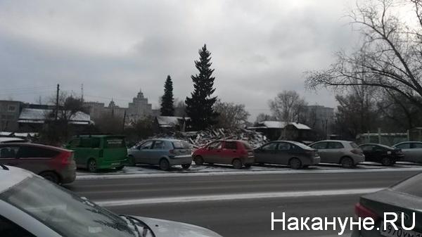 дом на Степана Разина, 23, снос|Фото: Накануне.RU