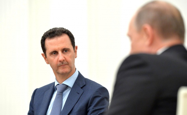 Башар Асад|Фото:kremlin.ru