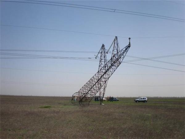 подрыв ЛЭП, Мелитополь-Джанкой|Фото: Накануне.RU
