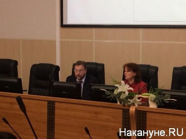 Вадим Дубичев, первый заместитель руководителя администрации губернатора Свердловской области|Фото: Накануне.RU