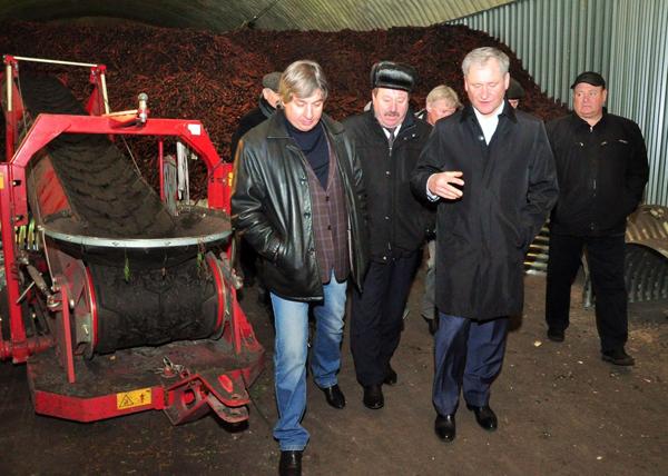 Алексей Кокорин, крестьянско-фермерское хозяйство в Шатровском районе|Фото: kurganobl.ru
