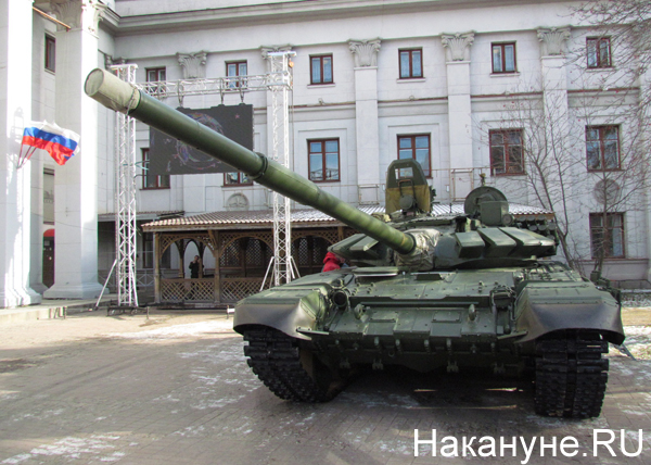 танк, Т-72Б3|Фото: Накануне.RU