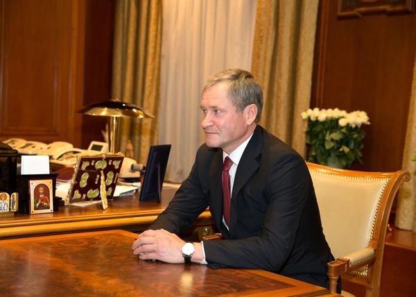 Алексей Кокорин|Фото: Пресс-служба Совета Федерации