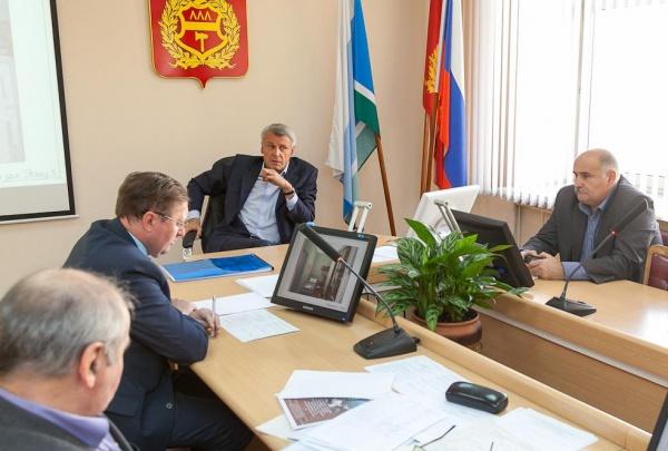 Сергей Носов|Фото: администрация Нижнего Тагила