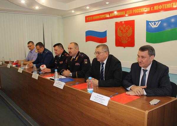 Нефтеюганск, начальник, полиция|Фото: Пресс-служба УМВД ХМАО