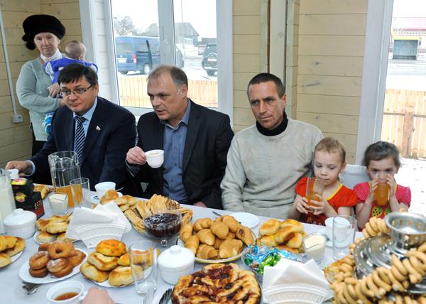 Дом для многодетной семьи|Фото: gubernator.admtyumen.ru