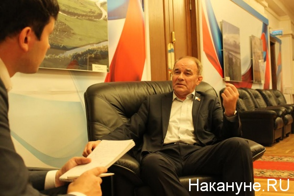 Вячеслав Тетекин|Фото: Накануне.RU