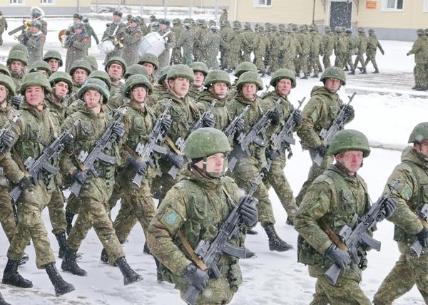 юбилей Симферопольской мотострелковой бригады, 32 -й военный городок|Фото: пресс-служба ЦВО