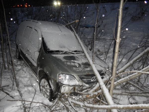 авария, ДТП, столкновение|Фото: ГУ МВД России по СО