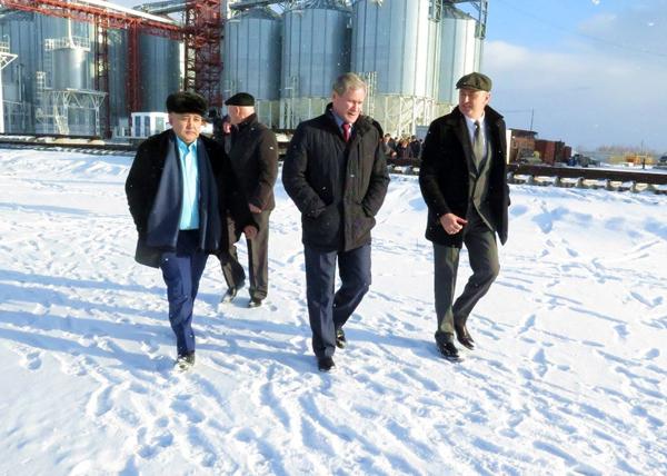 Варгашинский элеватор, Алексей Кокорин|Фото: kurganobl.ru