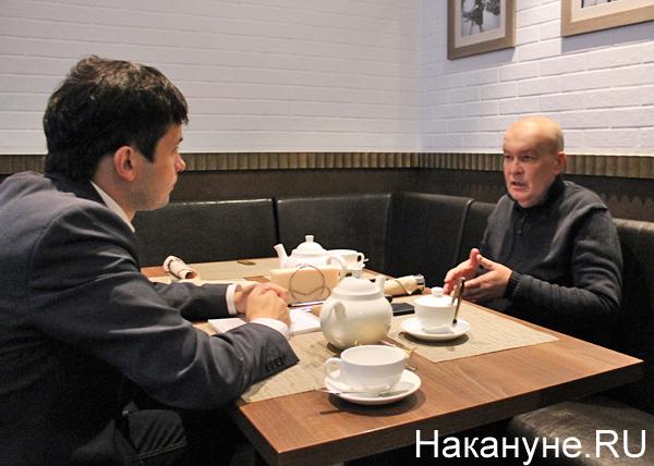 Александр Жилин, Сергей Хурбатов Фото: Накануне.RU