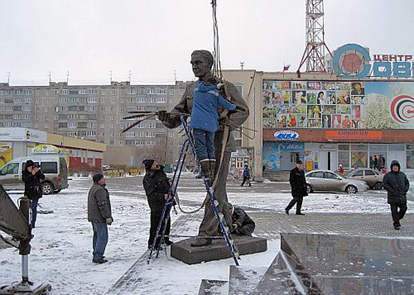 мемориал Терентию Семеновичу Мальцеву, Курган|Фото: kurganobl.ru