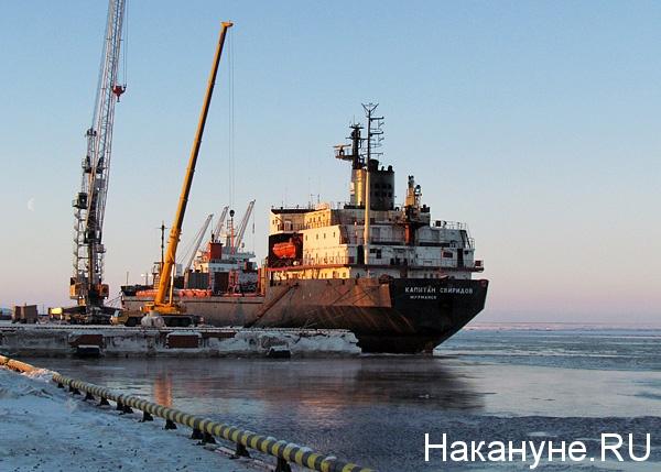 сабетта морской порт|Фото: Накануне.ru
