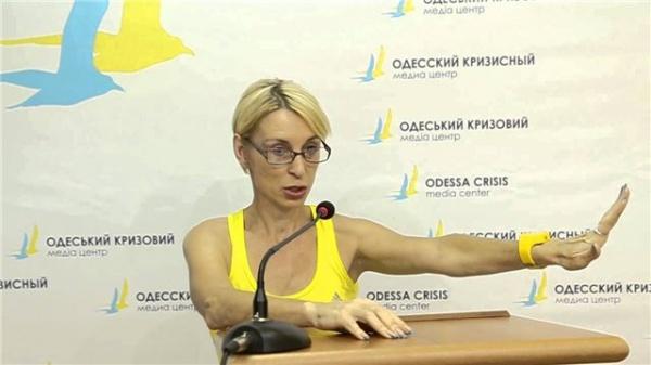 Лиза Богуцкая|Фото: Накануне.RU