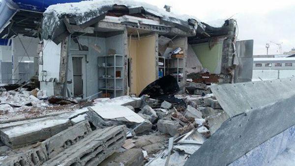 Сургут, АЗС, взрыв Фото: vk.com