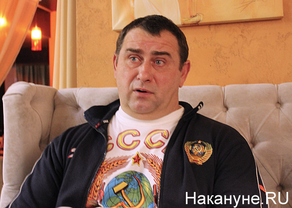 Максим Калашников Фото: Накануне.RU