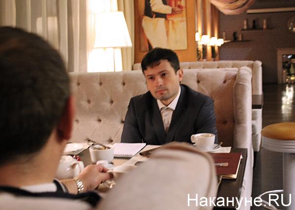 Максим Калашников, Сергей Хурбатов  Фото: Накануне.RU