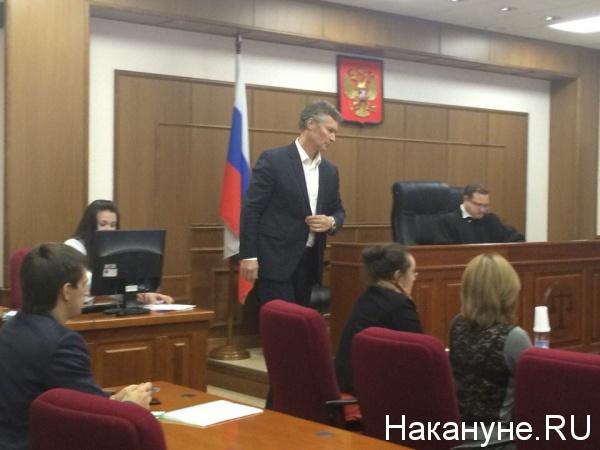 ройзман в суде|Фото: Накануне.RU
