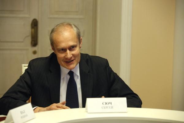 генеральный консул Венгрии в Екатеринбурге Сергей Сюч|Фото: ДИП губернатора Свердловской области