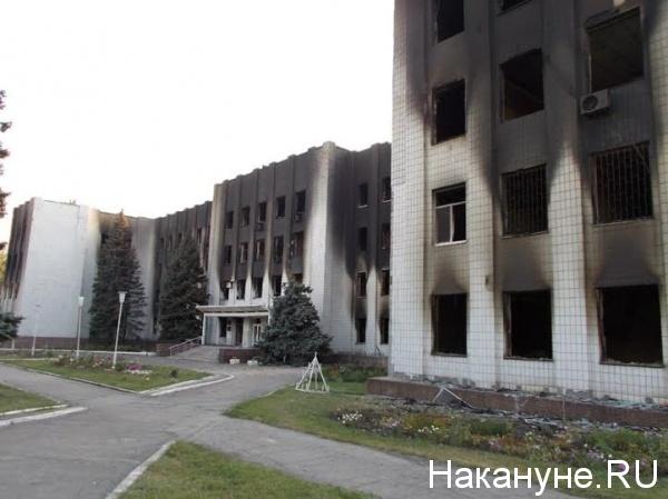 Пантелеймоновка, Донбасс, обстрел, ДНР|Фото: Накануне.RU
