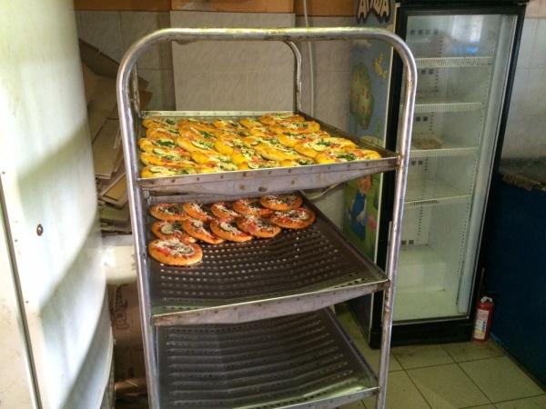 нелегальная пекарня Екатеринбург пицца Фото: УМВД Екатеринбург